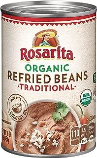Rosarita Organic Refried Beans, 16 Ounce