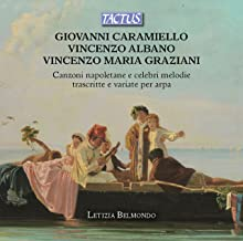Digital Booklet: Caramiello, Albano & Graziani: Neapolitan Songs & Famous Melodies