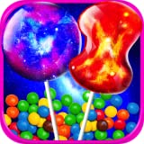 Galaxy Squishy Cake Pops - Kids Fun Dessert Food Maker Games FREE