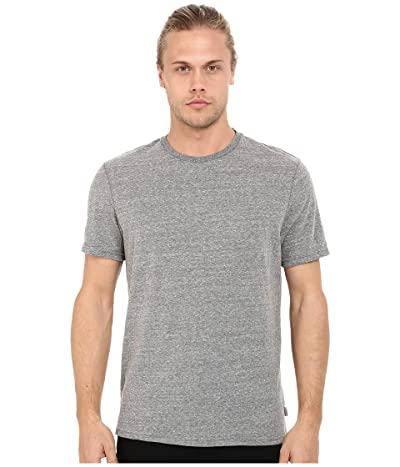 Threads 4 Thought Baseline Tri-Blend Crew Tee (Heather Grey) Men