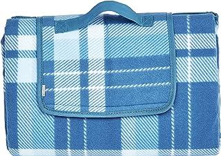 Amazon Basics picknickdeken met waterdichte rug, 150 x 195 cm