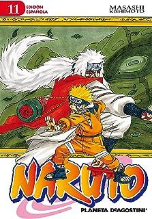 Naruto nº 11/72 (Manga Shonen)