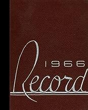 (Reprint) 1966 Yearbook: Littleton High School, Littleton, New Hampshire