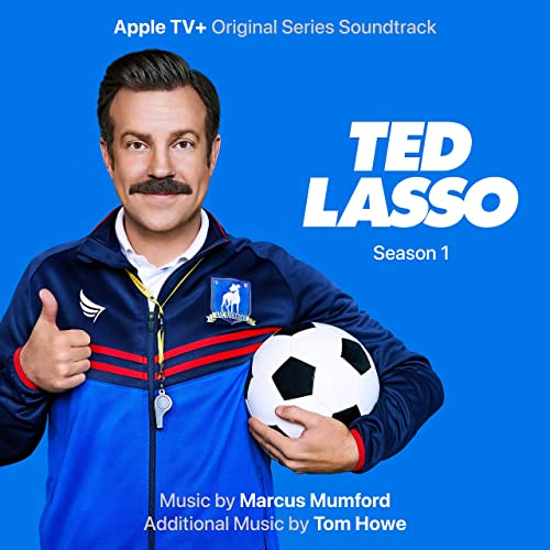 Ted Lasso: Season 1 (Apple TV+ Original Series Soundtrack) by Marcus  Mumford & Tom Howe on Amazon Music - Amazon.com