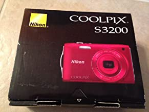 Nikon Coolpix S3200 16.0 Mp 6X Wide Optical Zoom Digital Camera (Silver)