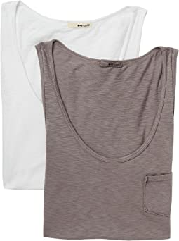 Boyfriend Tank Top 2-Pack