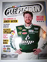 Pole Position NASCAR Magazine Dale Earnhardt JR Danica Patrick, Creed, Richard Petty, and more (May 2010)