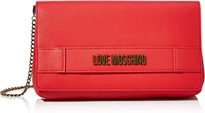 Love Moschino Jc4264pp0a, Bolso de día para Mujer, Negro, 6x16x26 Centimeters (W x H x L)