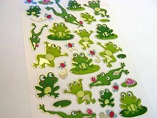 Suchergebnis Auf Für Frosch Sticker Scrapbooking Küche Haushalt Wohnen