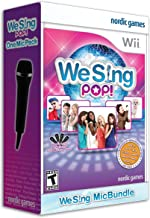 We Sing Pop with 1 Microphone - Nintendo Wii