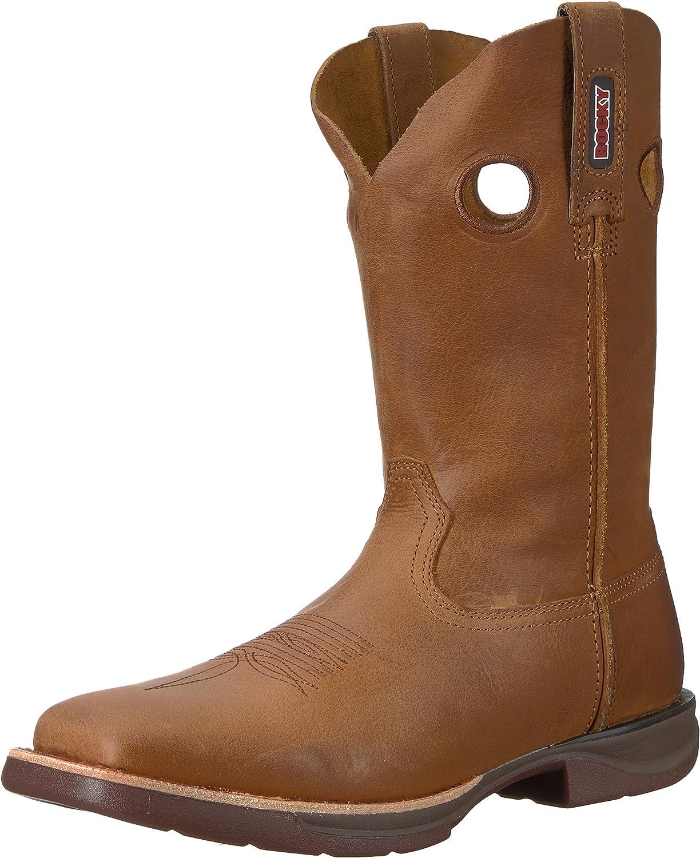 Rocky herrar RKW0142 RKW0142 RKW0142 Western Boot  spara 60% rabatt
