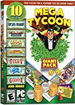 Mega Tycoon: The Giant Pack - 10 Complete Games in All