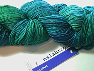 malabrigo sock solis