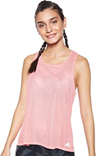 adidas Warp knitted Response Sports Tank Top for Women