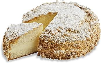 Bake Me A Wish Limoncello Cake – Italian Style, Moist Yellow Cake, Creamy Lemon Filling & Powdered Sugar