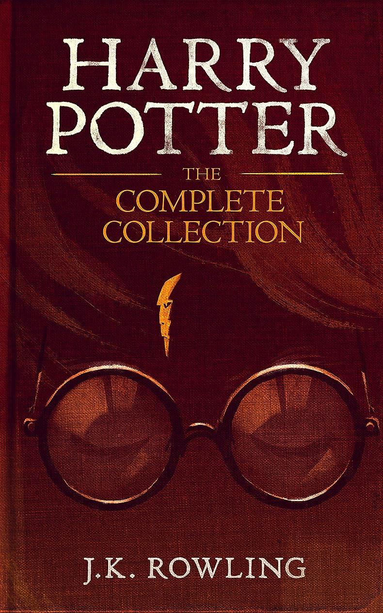 拳その他コーヒーHarry Potter: The Complete Collection (1-7) (English Edition)