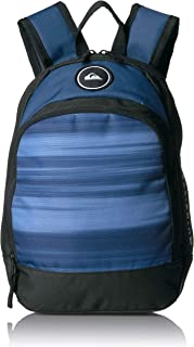 Quiksilver Boys' Little CHOMPINE Backpack, true navy, 1SZ