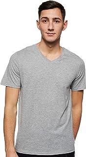 Jack & Jones Men's Plain V-Neck S/S T-Shirt
