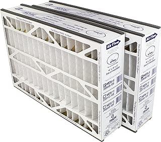 """Trion Air Bear 255649-105 (2-Pack) – 16"""" x 25"""" x 5"""" Pleated Air Filter, MERV 8"""