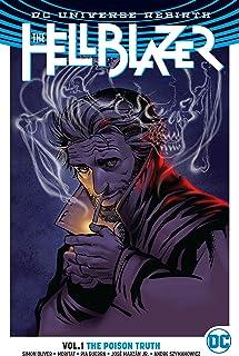 The Hellblazer (2016-2018) Vol. 1: Poison Truth (English Edition)