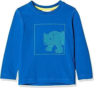Hatley Button Down Shirt Chemise 2 Ans Clever Fox 400 B/éb/é gar/çon Taille Fabricant: 2T Bleu