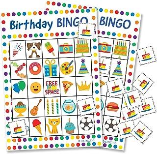 Best birthday bingo game Reviews