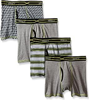 cotton spandex jersey boy brief