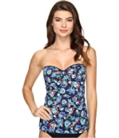 Tommy Bahama - Folk Floral Underwire Bandini