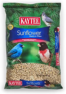 KAYTEE PRODUCTS INC. 3-Lb. Sunflower Heart & Chip Seed