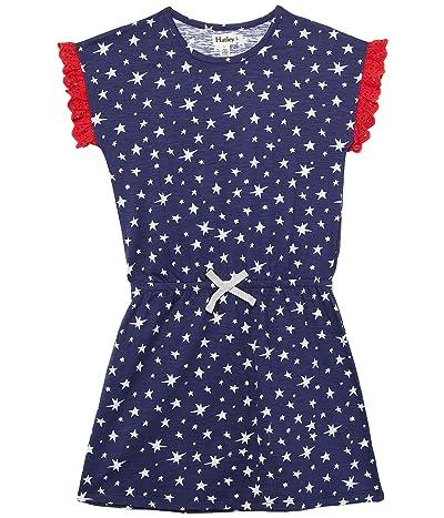 Hatley Kids Twinkle Stars Cinched Waist Dress (Toddler/Little Kids/Big Kids)
