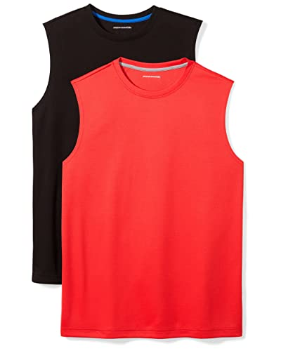 8a5d96f21cf534 Red Workout Top  Amazon.com