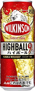 ウィルキンソン・ハイボール缶 [ ウイスキー 日本 500ml×24本 ]