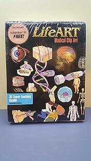 Lifeart Medical Clip Art: 3d Super Anatomy Bundle 4, 5, & 6 Cd-rom for Windows & Macintosh, Version 1.0