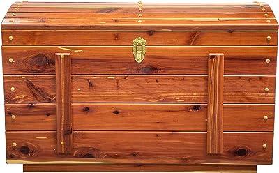 Amazon.com: Bosque diseños Shaker, aliso de cedro Pecho: 48 ...