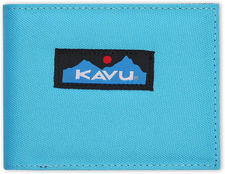 KAVU Roamer Bi Fold Polyester Wallet