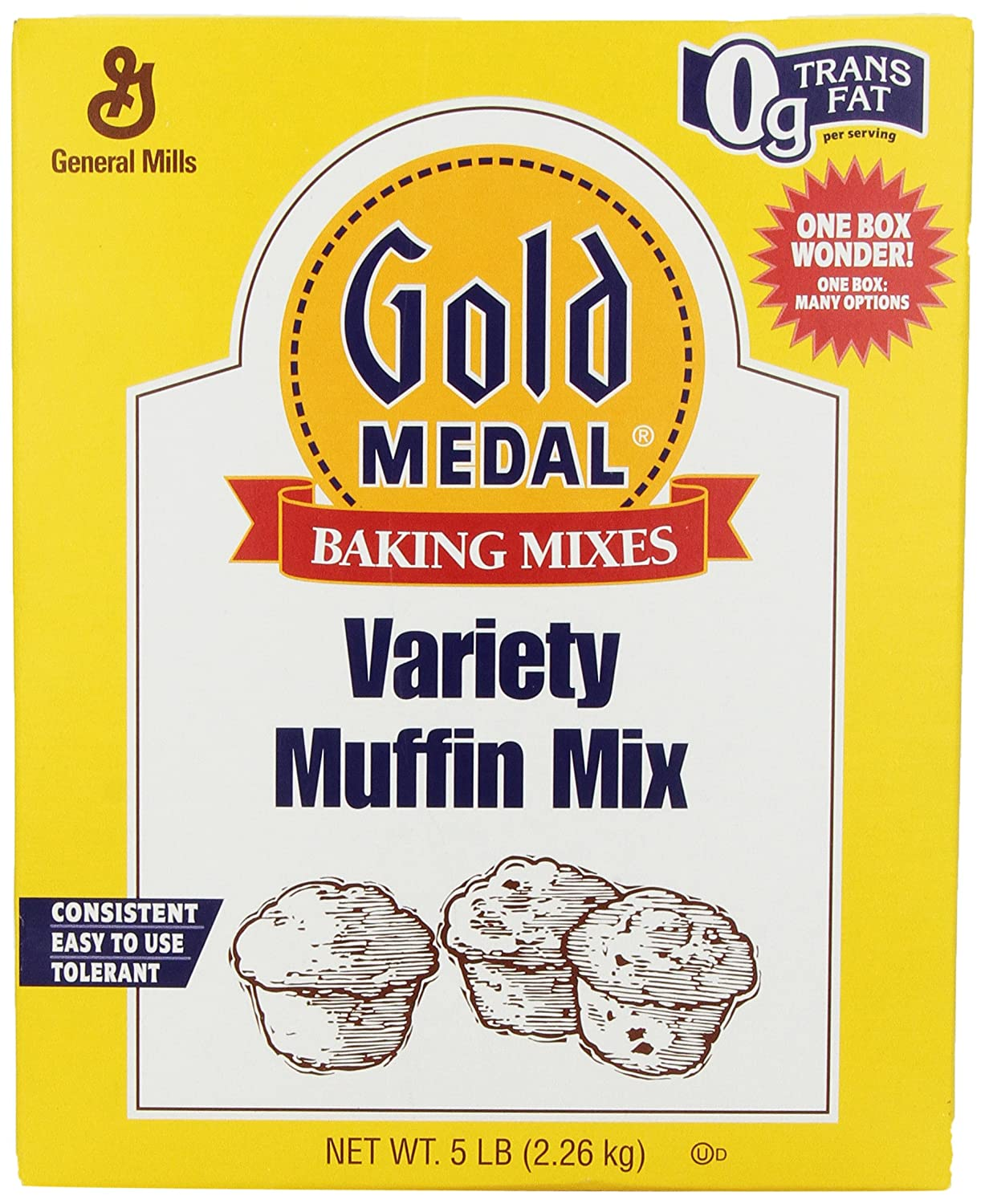 Ranking TOP14 Gold Courier shipping free shipping Medal Variety Mix Muffin 5-Pound