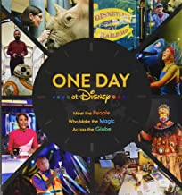 One Day at Disney: Meet the People Who Make the Magic Across the Globe (Disney Editions Deluxe) PDF