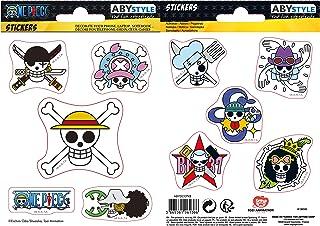 One Piece - Straw Hat Skulls - Sticker