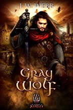 Gray Wolf: A Legends of Ansu Fantasy (Mercenary Trilogy Book 1)