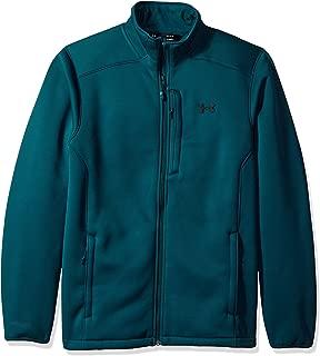 Under Armour Outerwear Men's UA Extreme ColdGear Jacket, Arden Green (919)/Black, Large