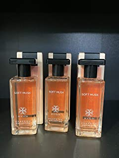 Avon Soft Musk Cologne spray Classics Collection Brand new Fresh 1.7 fl oz each LOT OF 3 sold by The Glam Shop