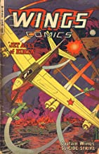 Wings Comics #116