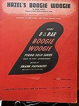 Hazel's Boogie Woogie