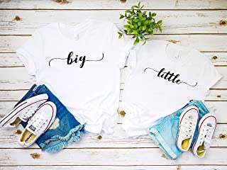 Big Little GBig Sorority College shirts,big little sorority gift, Friends Inspired sorority shirts,big little reveal gift for her