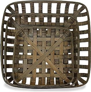 Best decorative tobacco baskets Reviews