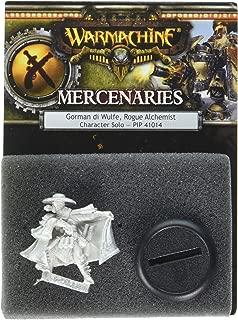 Privateer Press Warmachine - Mercenaries - Gorman Di Wulfe Model Kit