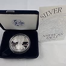 2001 W American Silver Eagle Proof