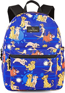 The Lion King Backpack 16inch Character all over print bag