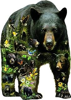 bear shaped puzzle