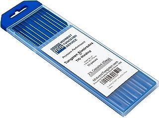 5-pcs Gray//AWS: EWCe20 WeldingCity 10-pcs Premium TIG Welding Tungsten Electrode Rod 2.0/% Ceriated 5-pcs and 3//32 Assorted Diameter 1//16